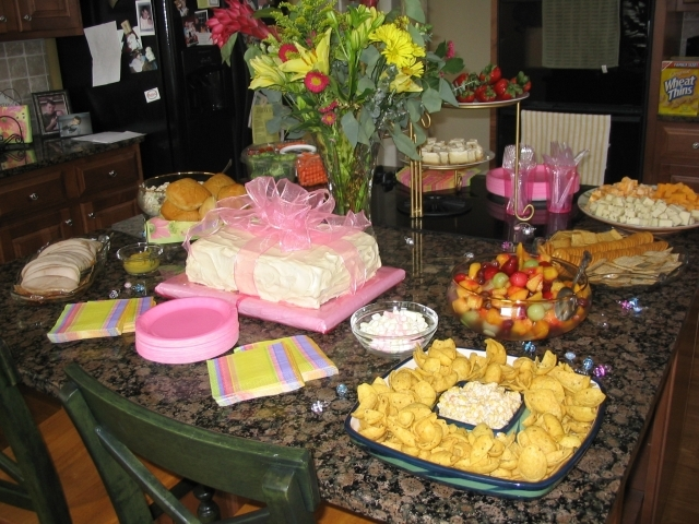 food what and how to serve baby shower food what and how to serve